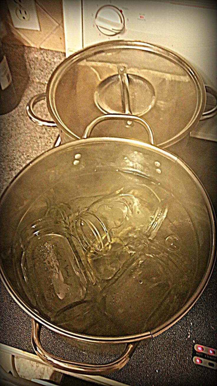 jar boiling